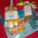 Perfume infantil de protección