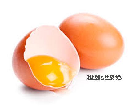 Limpieza con huevo