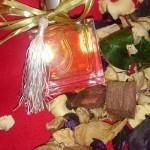 Perfume de protección para mujer