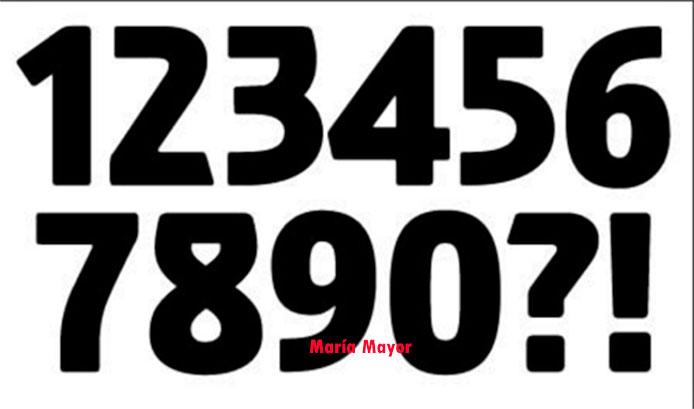 Tu número en numerología
